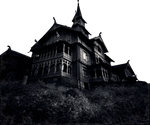 Haunted Mansion - png