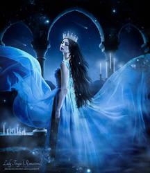 Lady Freyja (Remastered) by Melanienemo