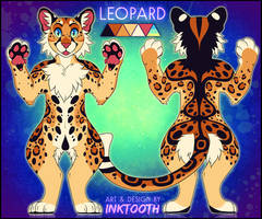 Leopard - SOLD by prahanien