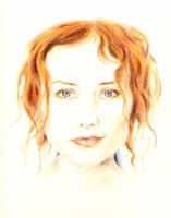 Tori Amos by annesofielarsen