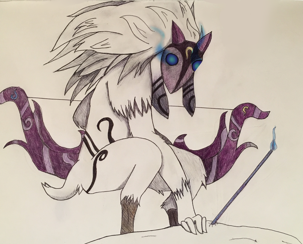 Lamb of Kindred by Silver-Atlas