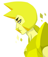 Yellow Diamond by TheSushiSensation