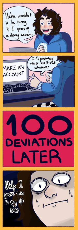 100th Deviation