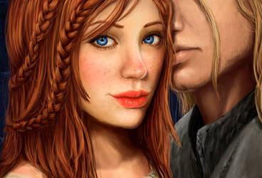 Freyma by Patricia-Crvl