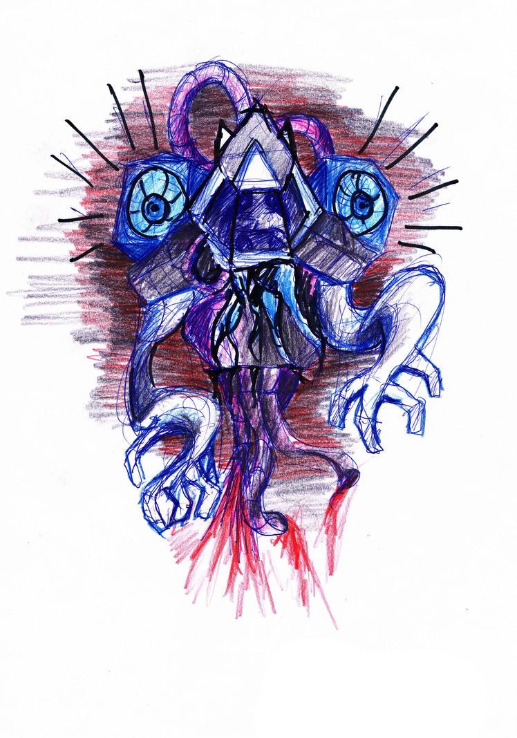 AlienTerror by DambleGamble