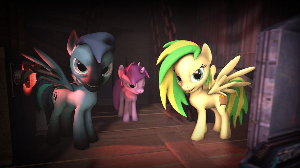 Rainbow Factory Wallpaper #1 (1280x1080) (request) By
