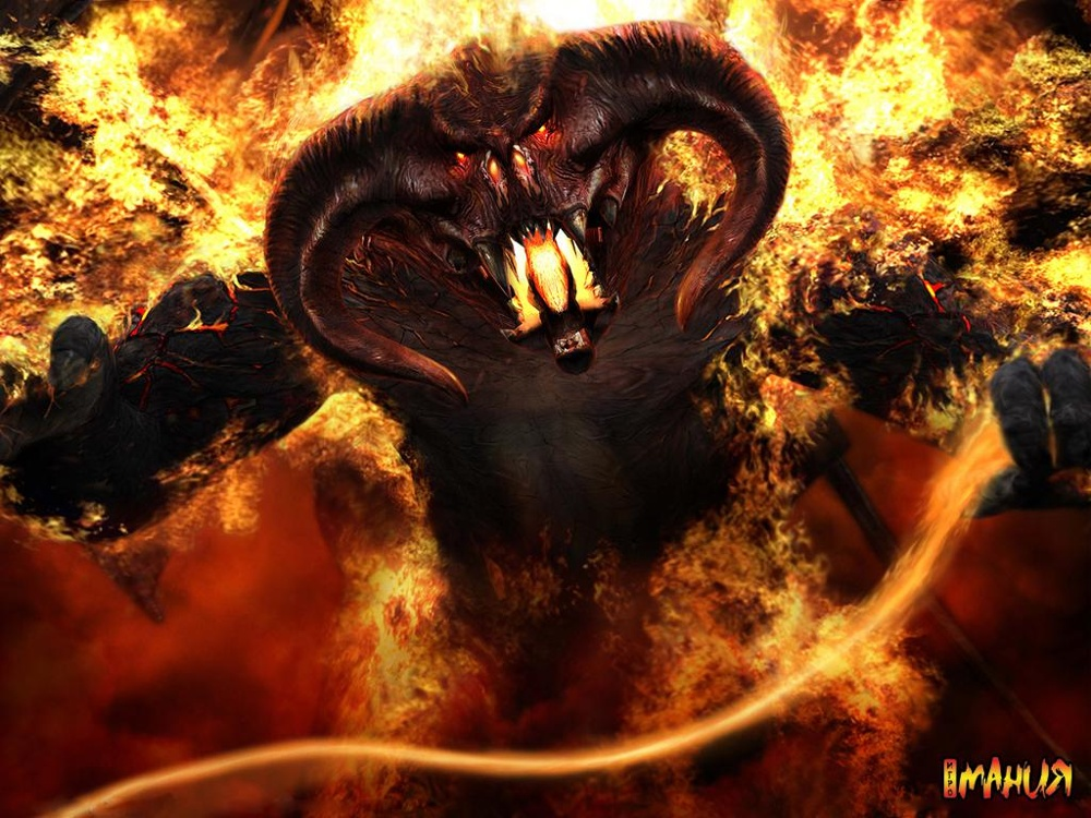 balrog lord of the rings