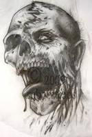 zombie by graemefazakerley