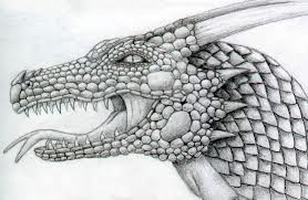dragon head by graemefazakerley