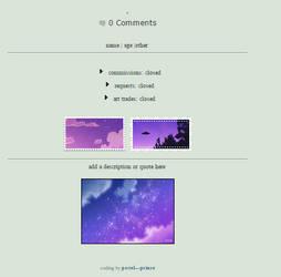 f2u non core code night by pastel---prince