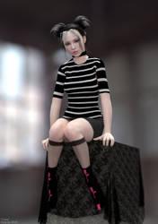Clara by GenuineGenyun