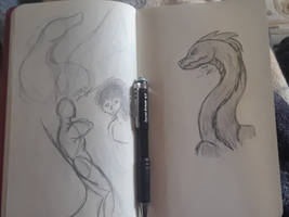 Sketches 2/28  3/1