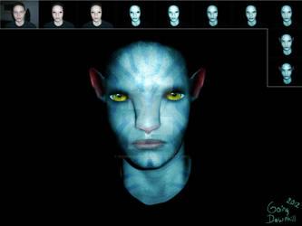 Peter's Avatar (Transformation) by GoingDownhill