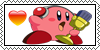 kirby stamp by conexionmanga