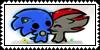 sonadow stamp - gift by HarukotheHedgehog