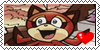 Marine The Racoon, stamp by conexionmanga