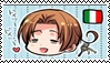 Italy, Stamp by conexionmanga