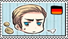 Germany, Stamp by HarukotheHedgehog