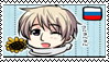 Russia, Stamp by HarukotheHedgehog