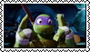 Donatello, Stamp by HarukotheHedgehog
