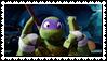 Donatello, Stamp by HarukotheHedgehog