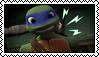 Leonardo, Stamp by HarukotheHedgehog