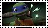 Leonardo, Stamp by HarukotheHedgehog