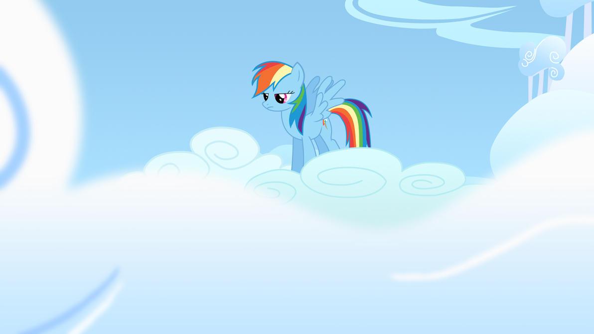 rainbow dash sphere background - photo #14