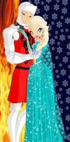 Elsa and Erick