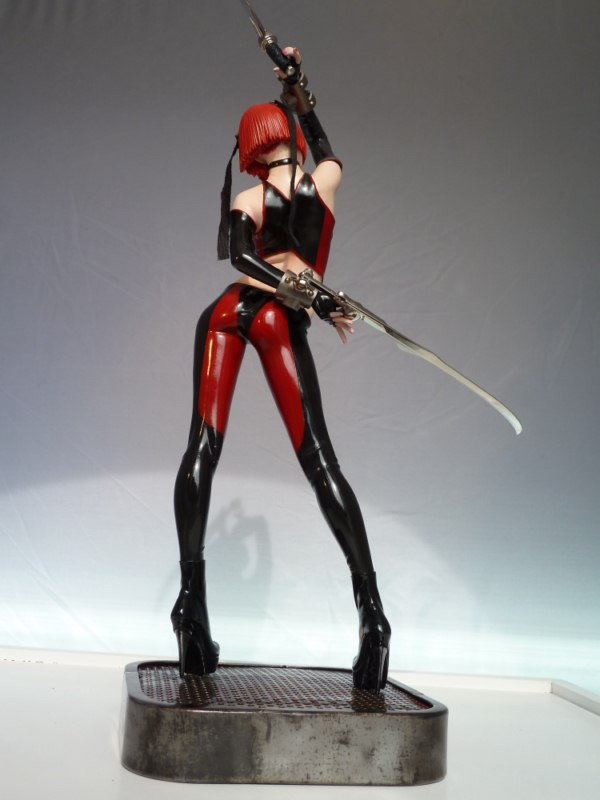 That Bloodrayne Project Arc System Works Teased Is A Japanese