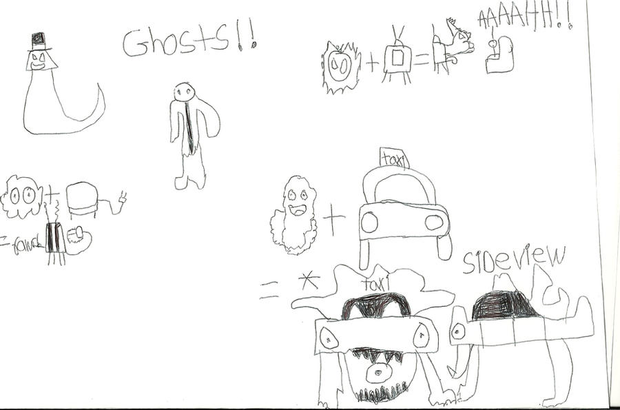 Ghosts!!