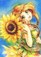 Sunflower by Ephirel