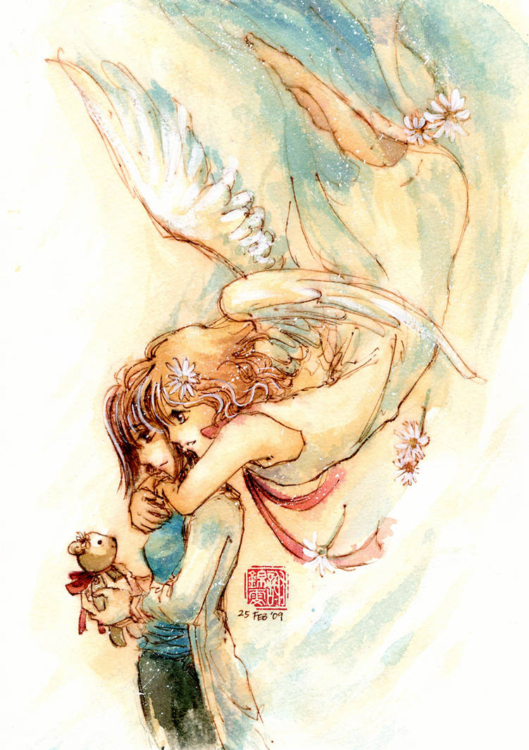 Guardian Angel by Ephirel