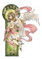 Angel by Ephirel