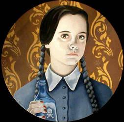 wednesday's child by EmmaMount