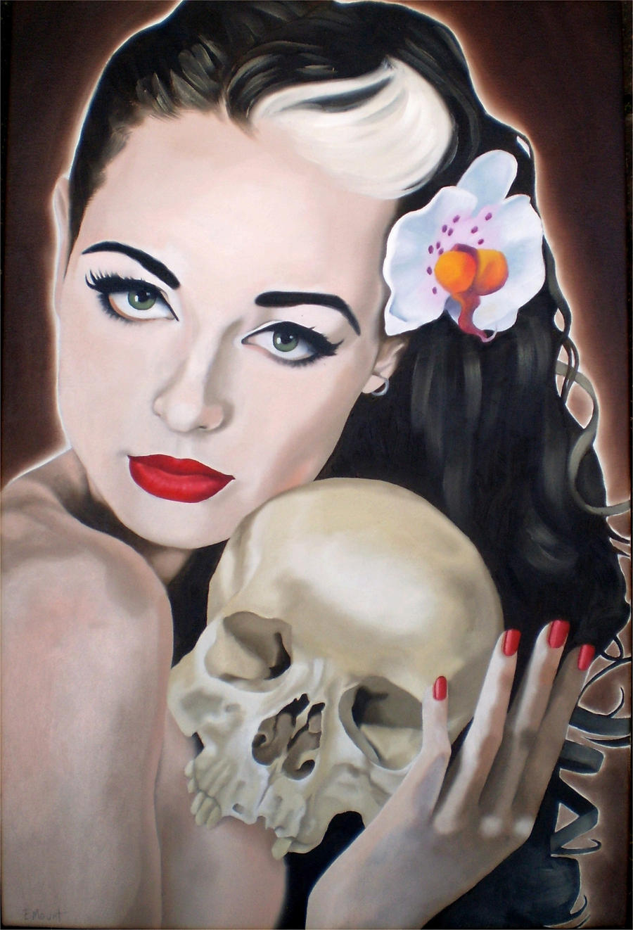 Death and the Maiden by EmmaMount