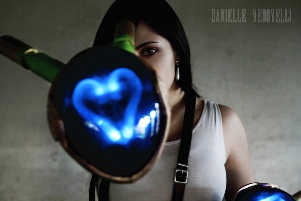 Tifa Lockhart | Final Heaven by daniellevedo