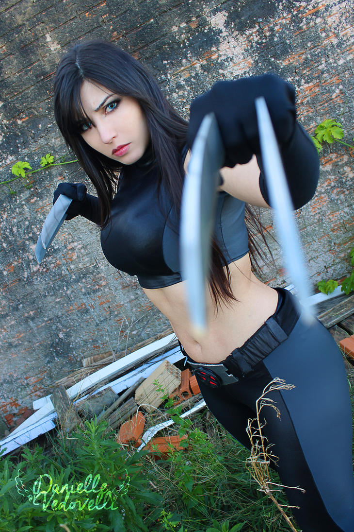 X-23 Cosplay | Danielle Vedovelli by daniellevedo