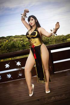 Street Fighter V | Chun Li (Cosplay)