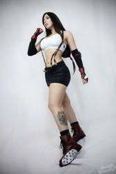 Tifa Lockhart - Final Fantasy VII | Cosplay