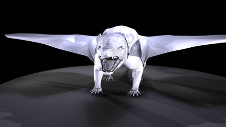 O'Sum Ray 3D Model