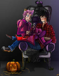 Lupole Halloween