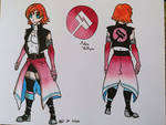 RWBY New Blood: Nora Valkyrie by PantherCaboose