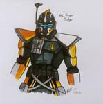 Clone Wars oc: ARC Trooper Badger