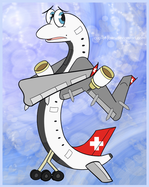 Swissair by Cup-of-Javo
