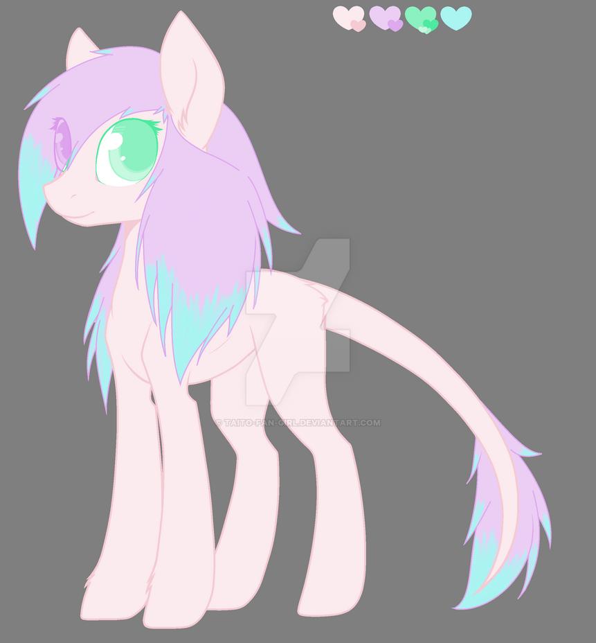 Pastel pony by Taito-fan-girl