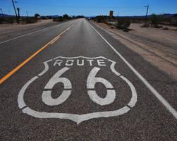 Route 66 by flatsix911