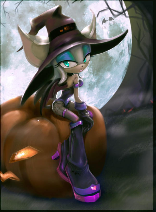 Rouge and pumpkin by basta6