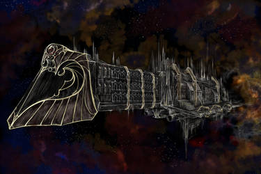 Ship by MarionMorgenroth