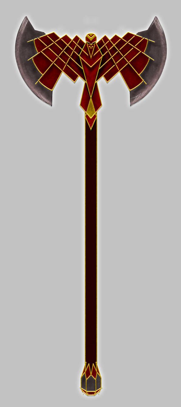 Dwarven Axe